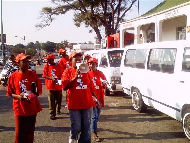Taxi & Commuter Rank Activation and Distribution